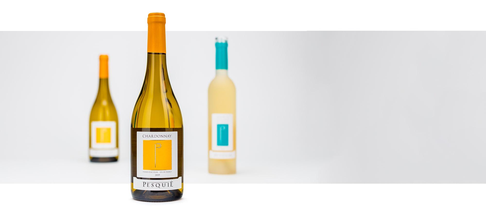 bouteilles parcellaire